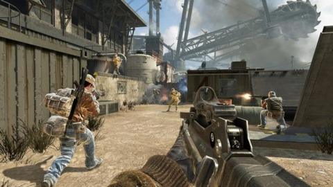 Call of Duty will see a new installment in the second half of 2011.