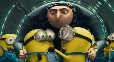 The stars of Despicable Me train to challenge Tekken 6 for Namco supremacy.