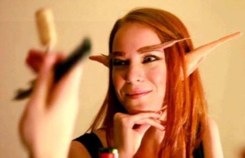 Blizzard wants you to find the blood elf of your dreams.