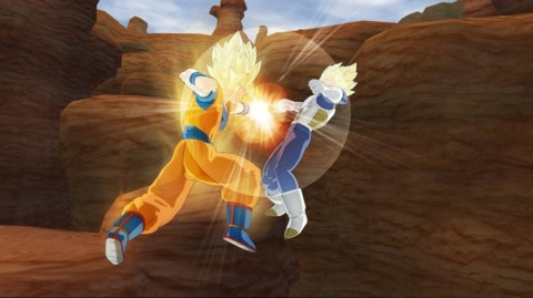 Want more DBZ? Namco Bandai has you covered until 2015.