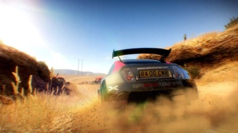 Reliance Big is keen on Codemasters' Dirt franchise.