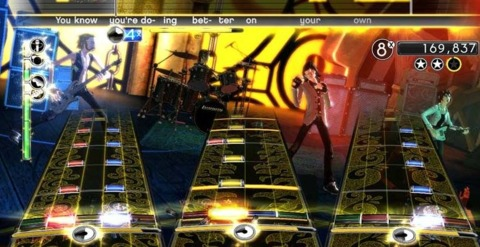 Rock Band's next act may have an altogether new look.