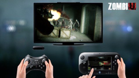 ZombiU is one of the exclusive titles for the Wii U available at launch.