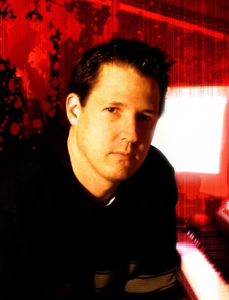 Lost Planet composer Jamie Christopherson.