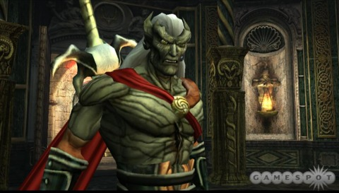 The last Legacy of Kain game was inspired by Devil May Cry.