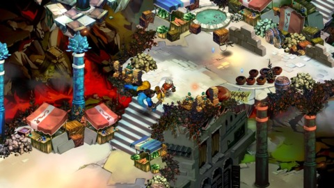 Supergiant Games' Bastion is leading the Native Client charge.
