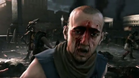Ryse will be Kinect-enabled.