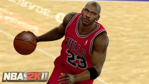 2K Sports didn't need Jordan to secure a victory.