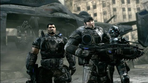 The Gears of War Triple Pack starts turning next month.