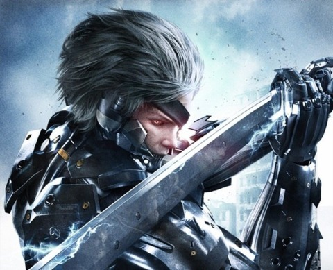 Raiden's rise in Revengeance will be playable at E3.
