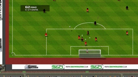 This was once the pinnacle of video game football.