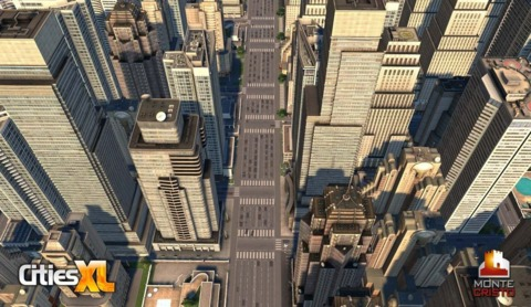 Cities XL will be one of the new titles distributed by Namco Bandai.