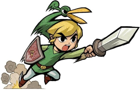 The Legend of Zelda: The Minish Cap leads the second wave of 3DS Ambassador offerings.