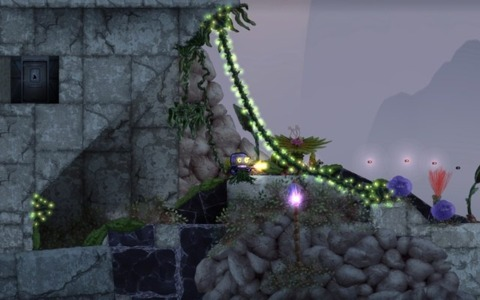 Cobalt is the latest platformer based on an element, following in the footsteps of, um, huh.