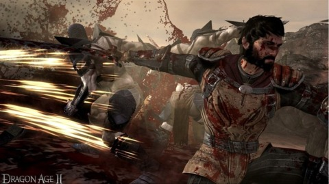 The PSN gets bloody this week with the Dragon Age II demo.