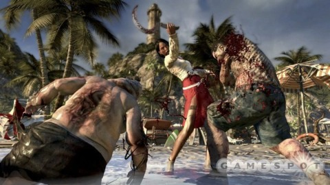 There's no sluggish lurching about Dead Island sales.