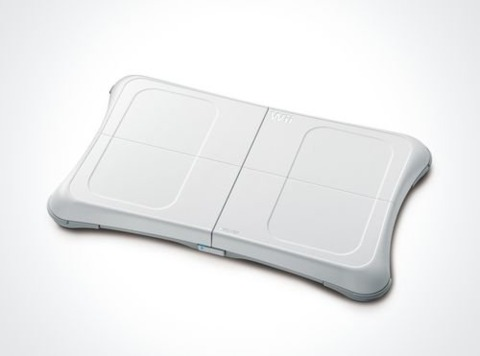 The Wii Balance Board is in the clear.