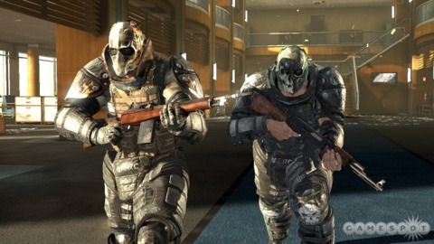 Army of Two's online component will soon be an army of zero.