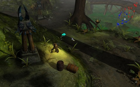 Demonborn draws on Diablo and Defense of the Ancients for its inspiration.