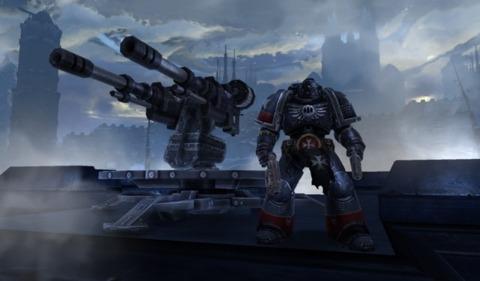 Warhammer 40,000: Dark Millennium Online's release plans remain in the dark.