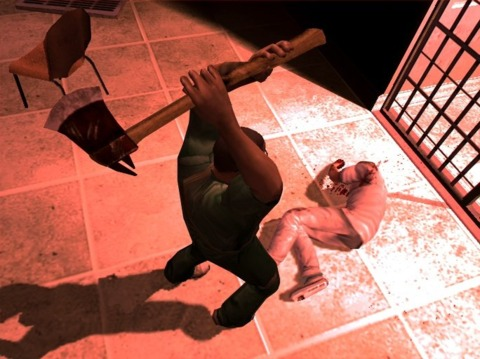 Manhunt 2 embodied much of what NIMF opposed.