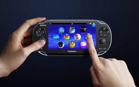 Gamers around the world can finally get hands-on with the Vita.