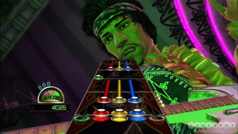 The next Guitar Hero might be rated N/A.