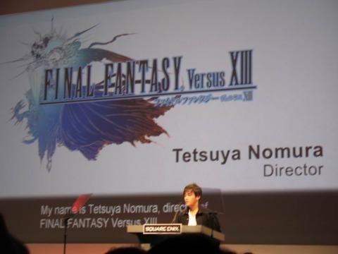 Square Enix creative force Nomura.