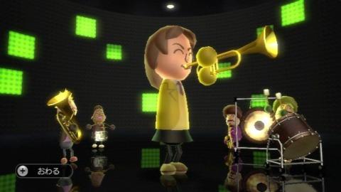 Despite sales of 2.5 million, Nintendo thinks Wii Music struck a slightly sour note.