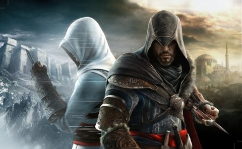 AC: Revelations snuck into nearly 7 million homes recently.