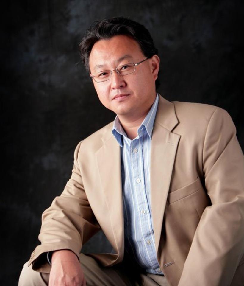 Sony's Shuhei Yoshida.