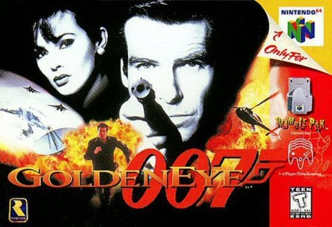 It's unlikely that this GoldenEye will get a rework….
