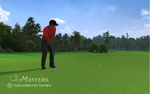 Tiger Woods PGA Tour 12 hits Mac and PC this September.