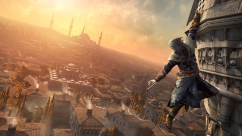 Assassin's Creed: Revelations started out as an idea for the 3DS.