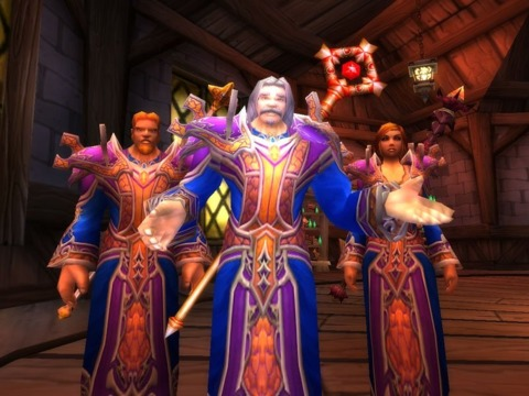 World of Warcraft's merry band of adventurers numbers in excess of 11.5 million.