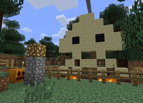 Minecraft XBLA is taking a bit longer than expected to forge.