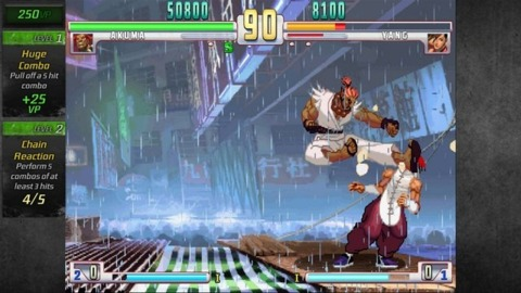 Third Strike leads the first wave of PSN Play games.