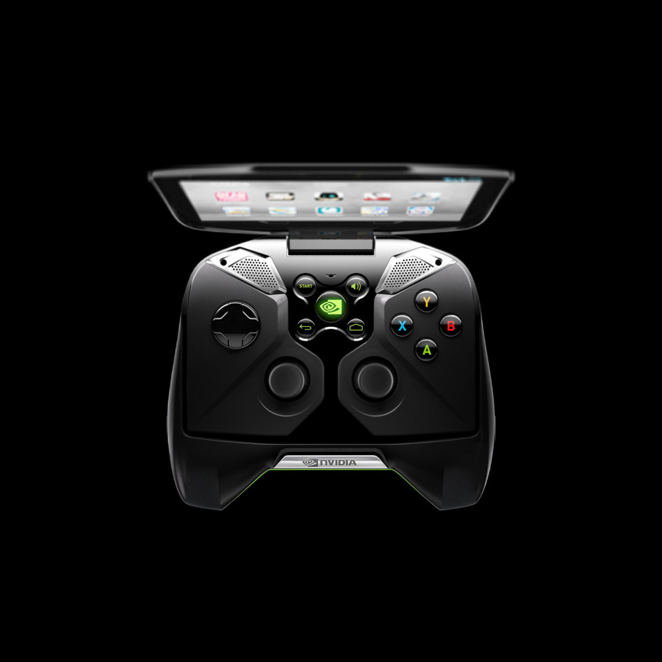 The future of gaming, according to Nvidia.