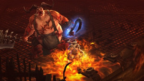 Demon-hunting and soccer seems to be on everyone's gaming priority in parts of Asia.