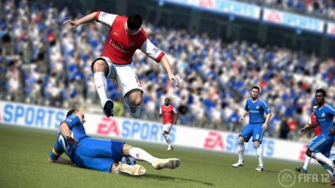 FIFA 12 will be the first game to feature a premium Web-based tool.