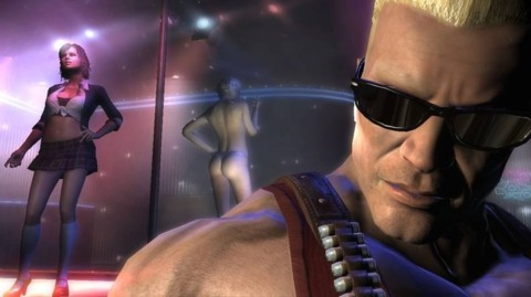 Gamers can finally get their hands on Duke Nukem Forever tomorrow.