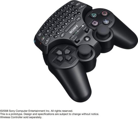 The PS3 typepad.
