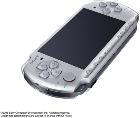 The Mystic Silver PSP-3000, demystified.