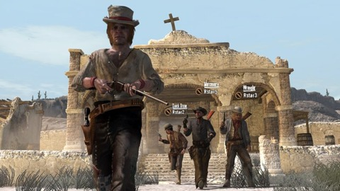 Red Dead Redemption helped Take-Two top Metacritic's rankings.