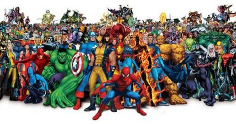 Disney's new cast of characters.