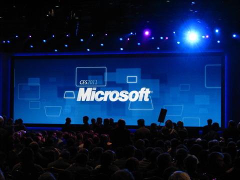 Welcome to Microsoft's keynote address!