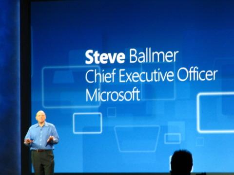 Steve Ballmer.