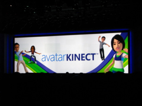 Announcing Avatar Kinect!