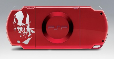 Kratos finds red both flattering and functional.