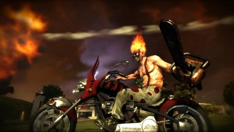 Twisted Metal is riding to Hollywood.